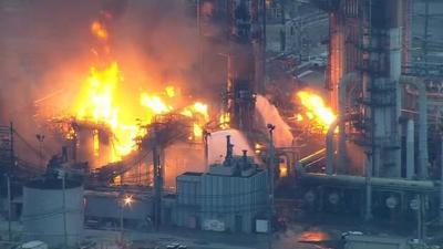 South Philadelphia refinery fire 062119
