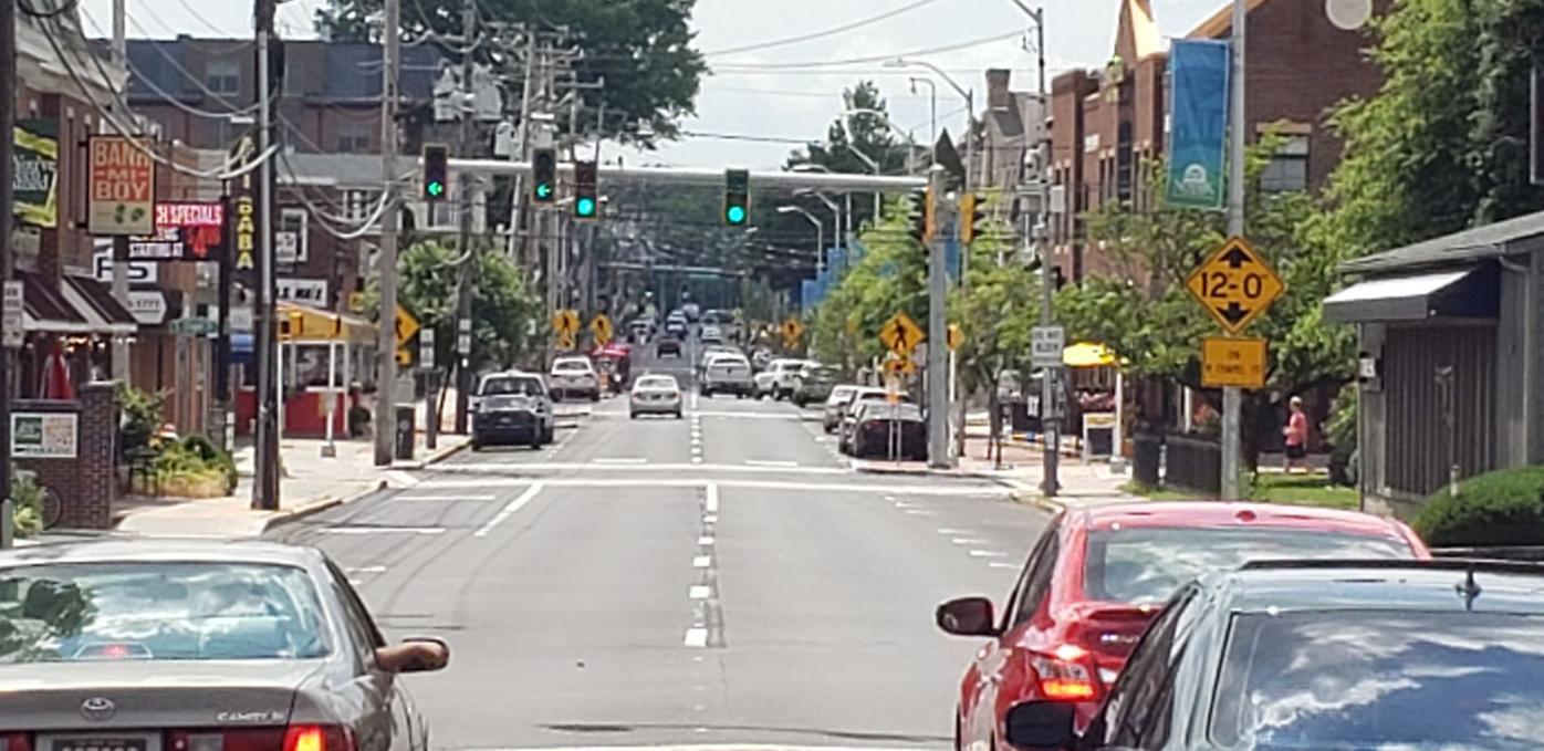 Main Street Newark