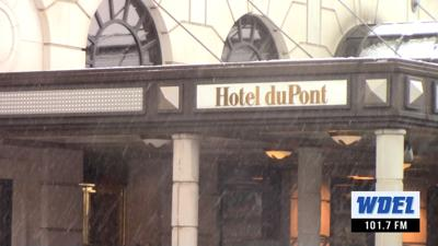 Historic Hotel duPont has a new look inside