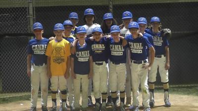 2021 Canal Little League - Delaware State Champions