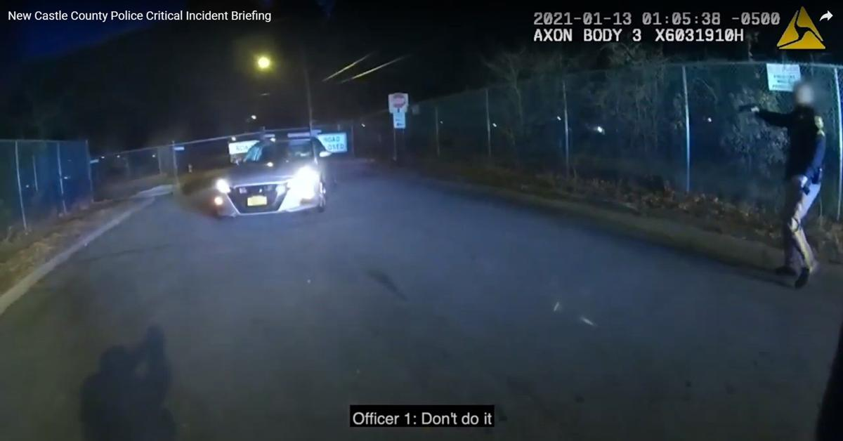 Moses shooting body cam