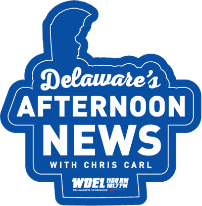 WDEL Delaware's Afternoon News