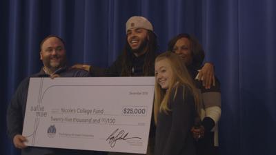 Surprise scholarship