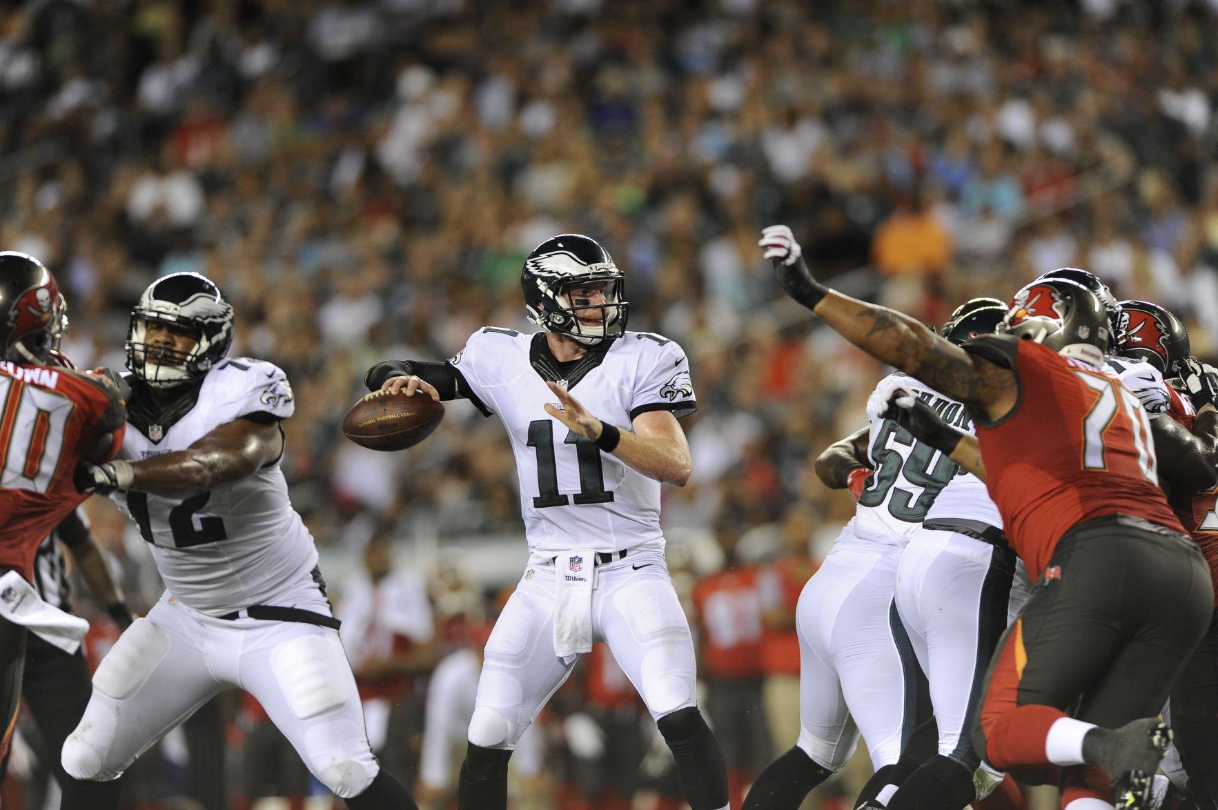 Philadelphia eagles latest news and rumors
