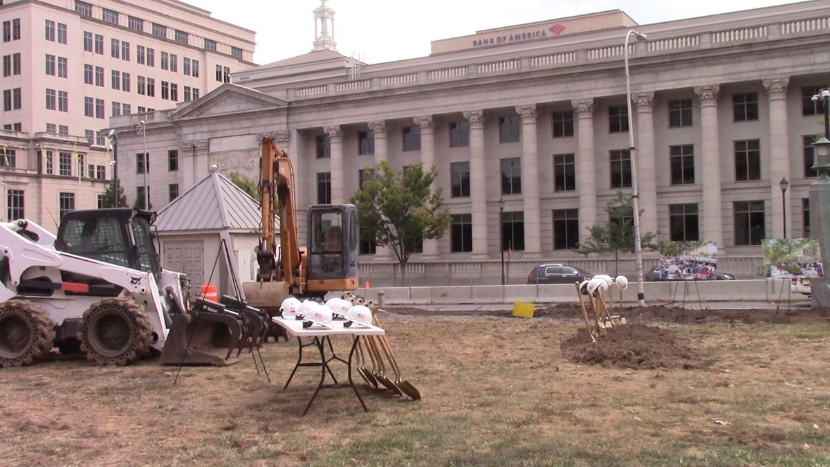 Rodney Square revitalization
