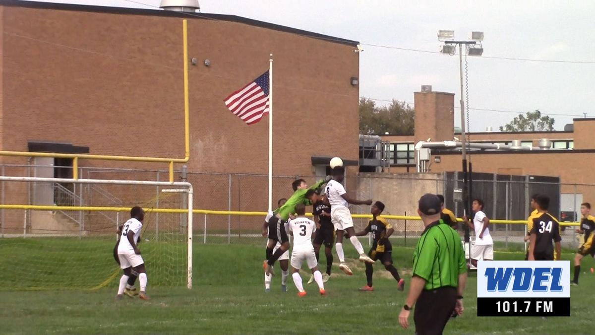 VIDEO | No. 5 William Penn rides set pieces to win at Newark | The ...