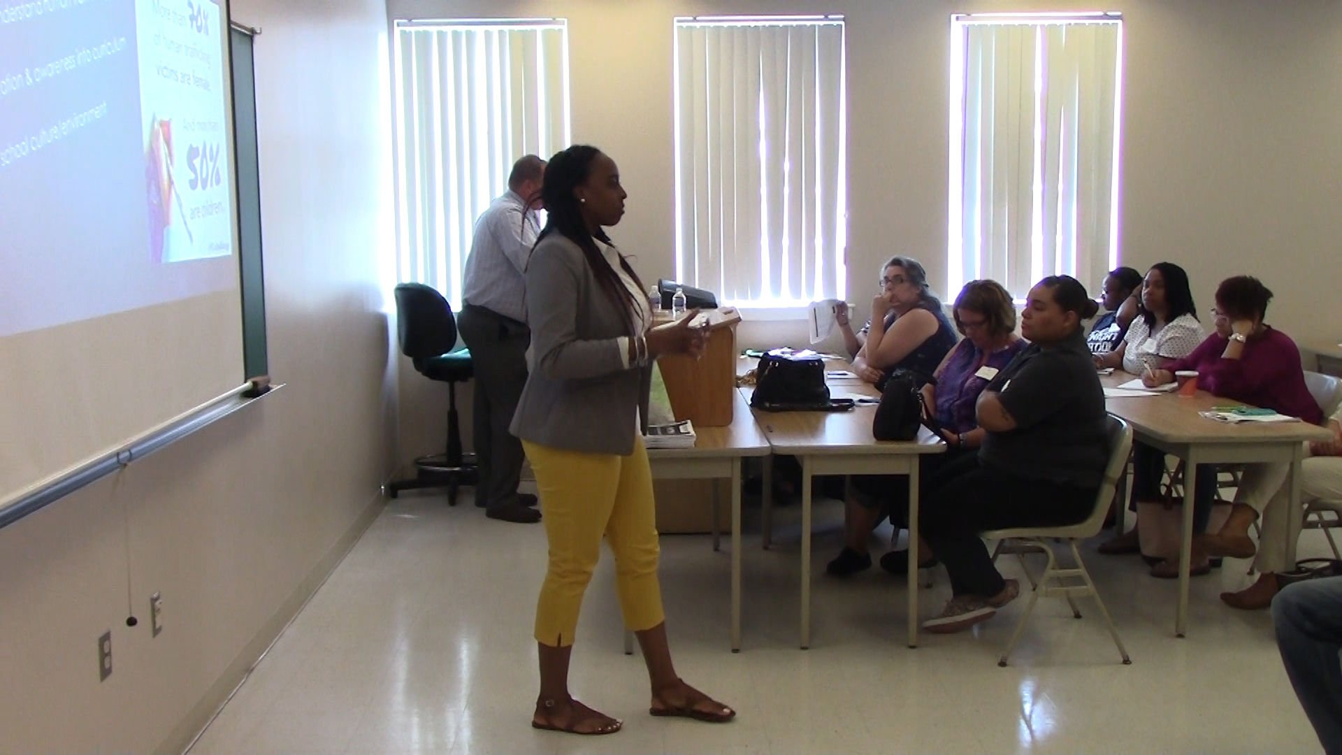 VIDEO   'Our youth are at risk': human trafficking symposium identifies risks, explores solutions   WDEL