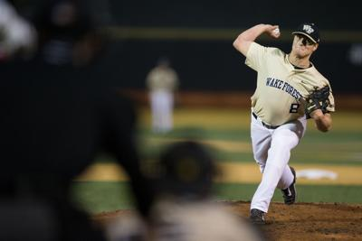 Colin Peluse at Wake Forest