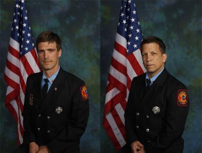 Memorial information is released for Wilmington's fallen firefighters