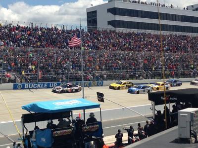 Dover International Speedway adding extra SAFER barriers