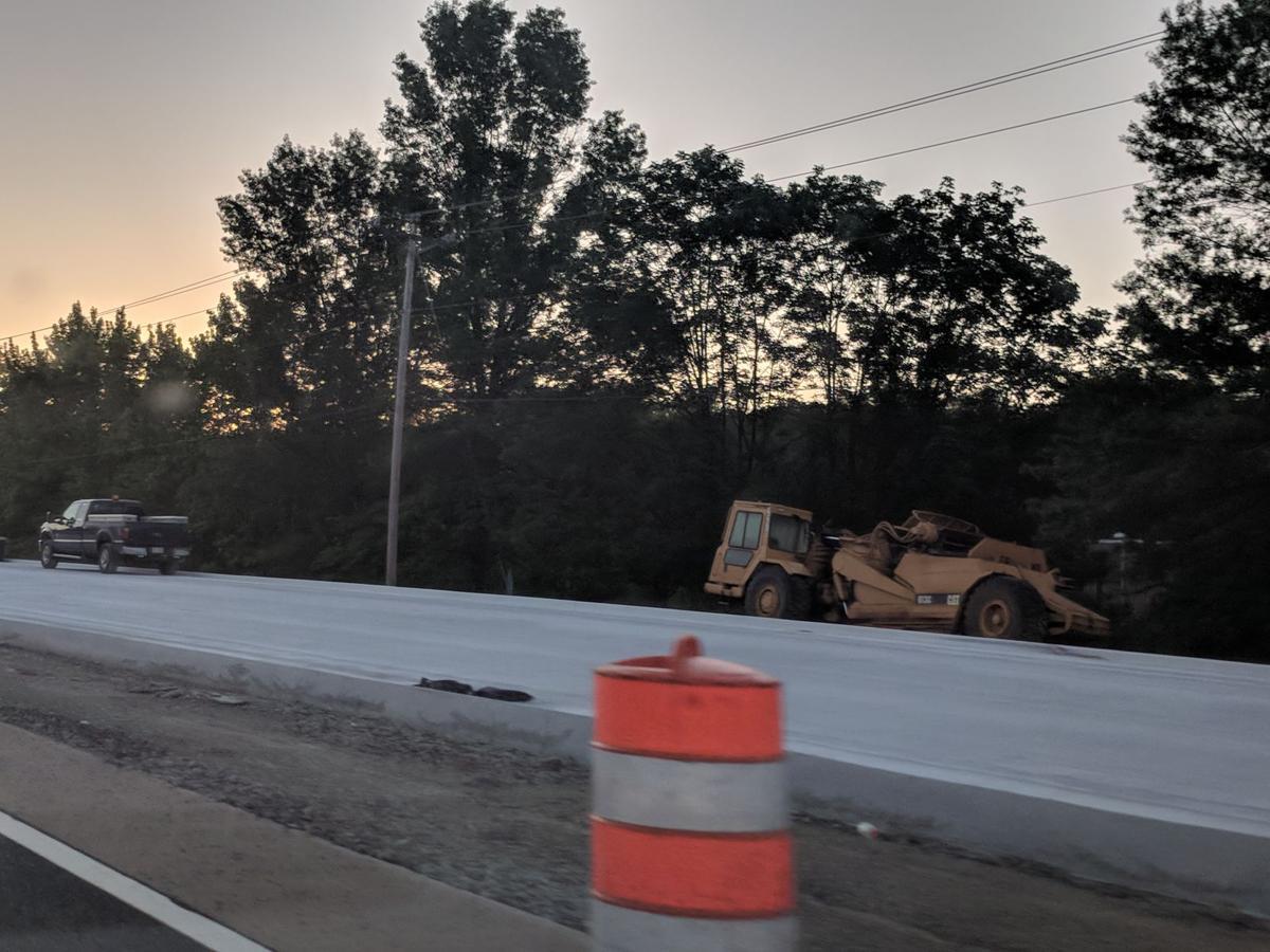 Centre Road Resurface