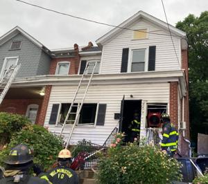 Elderly woman safely escapes Wilmington house fire