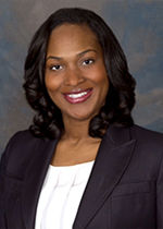 Vice Chancellor Tamika Montgomery-Reeves