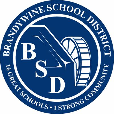 Brandywine Schools logo