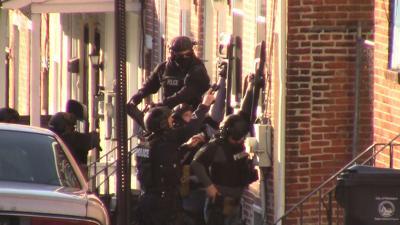 Wilmington Police SWAT