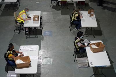 Election 2020 Black Voters Turnout