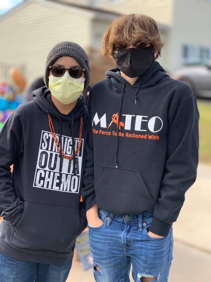 Mateo last chemo
