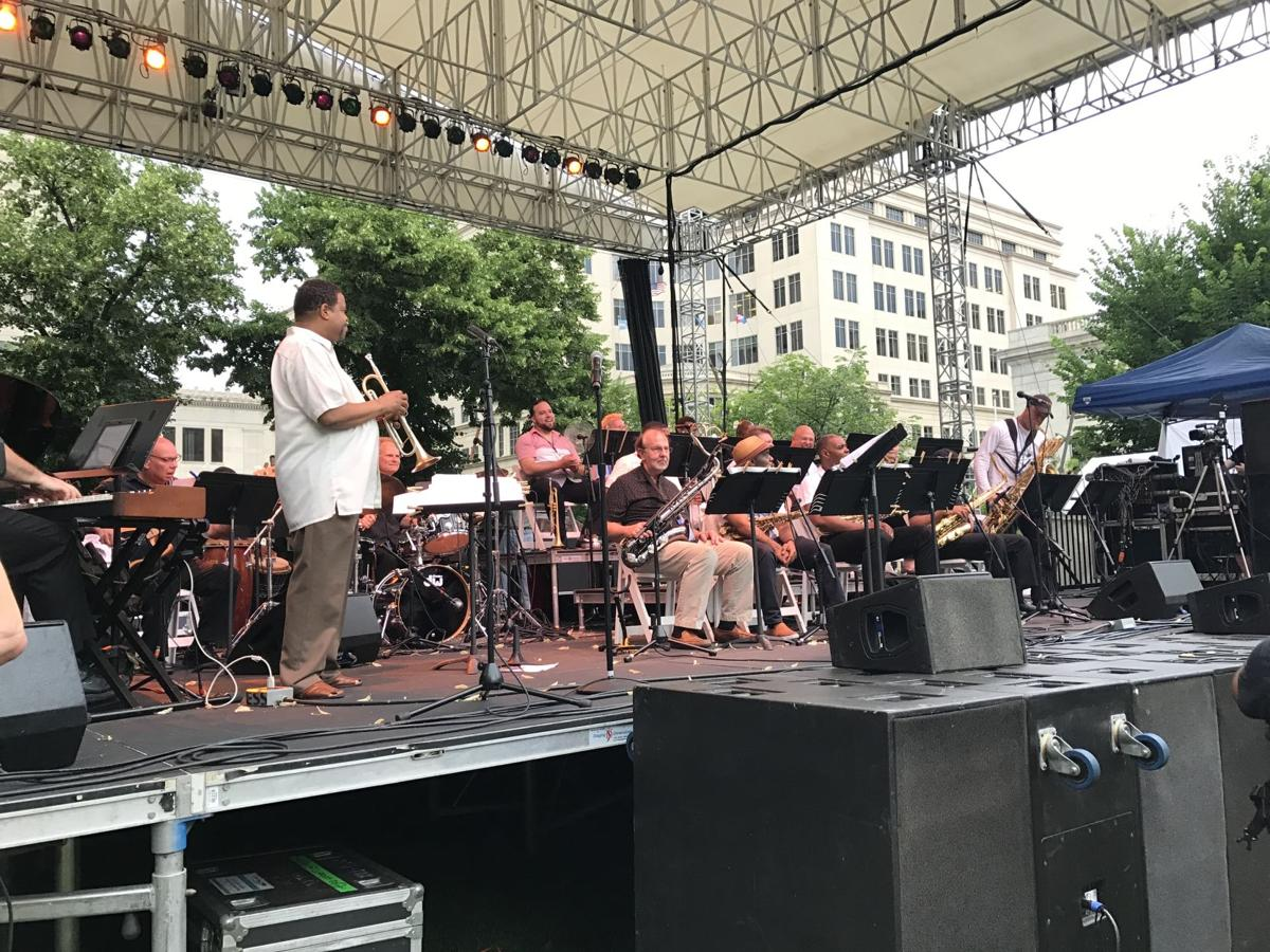 The 29th annual duPont Clifford Brown Jazz Festival