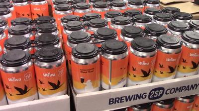 Wawa's Winter Reserve Coffee Stout available at their Chadds Ford location