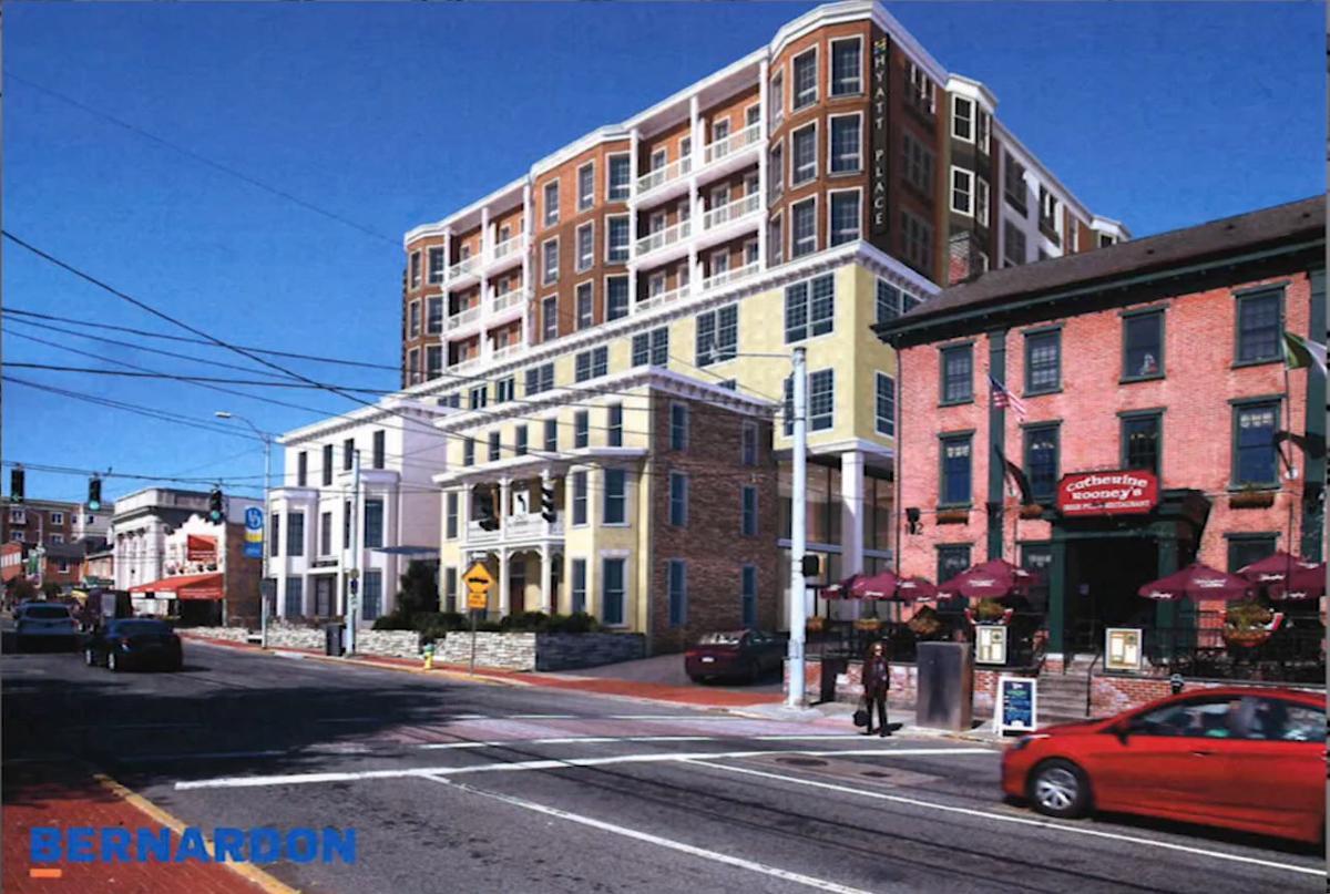 NWK hotel proposal