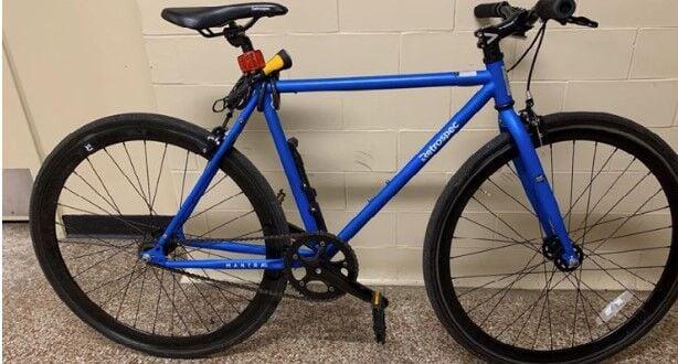 Elsmere homicide bike