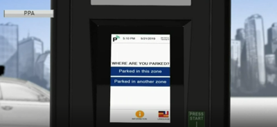 PHL parking solar