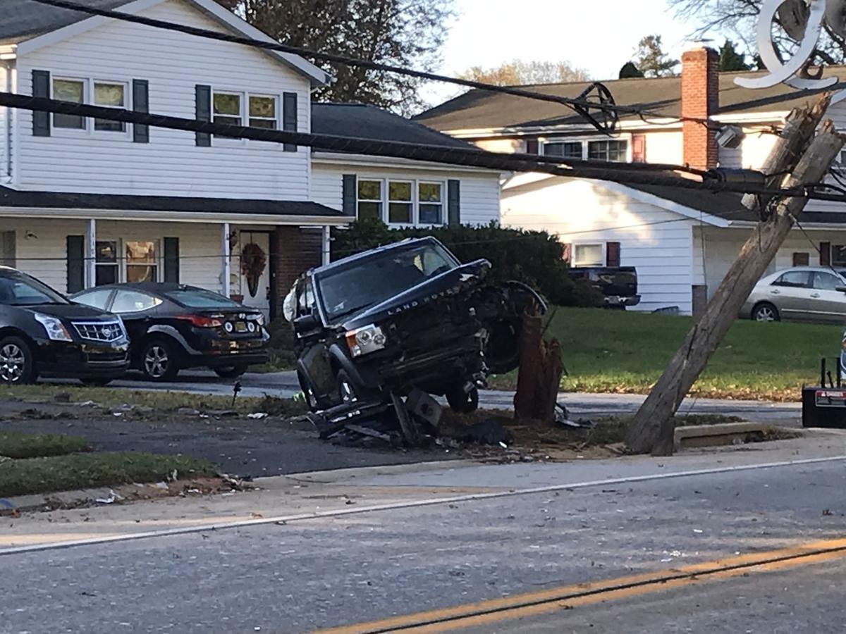 Milltown crash 1
