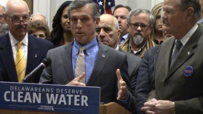 Delaware Clean Water Trust is unveiled to fund water projects, address flooding and drainage problems