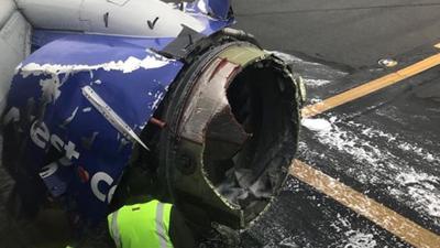 plane emergency landing 041718