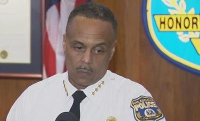 I failed miserably' says Philadelphia police commissioner on