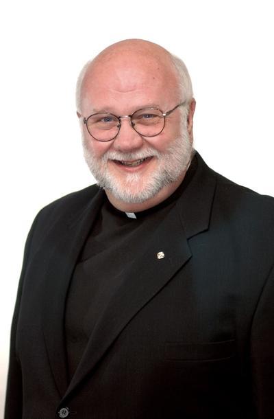 Reverend Hilary John Rodgers
