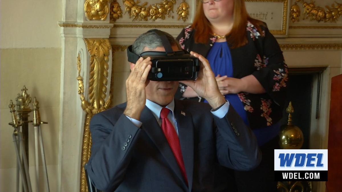 Delaware in VR