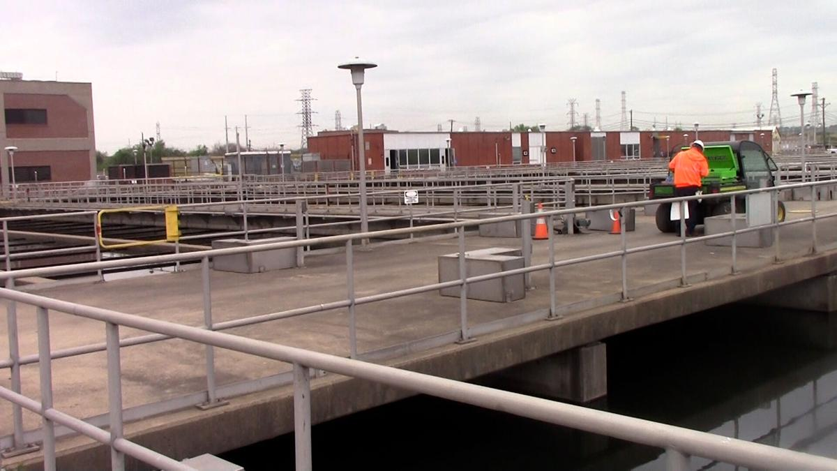 Wilmington Wastewater Treatment Plant