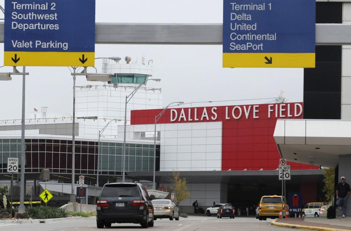 Dallas Love Field Parking