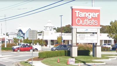 Rehoboth's Tanger Outlet Center