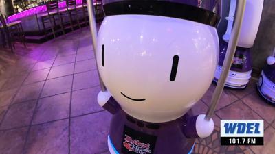 Robot Restaurant near Newark