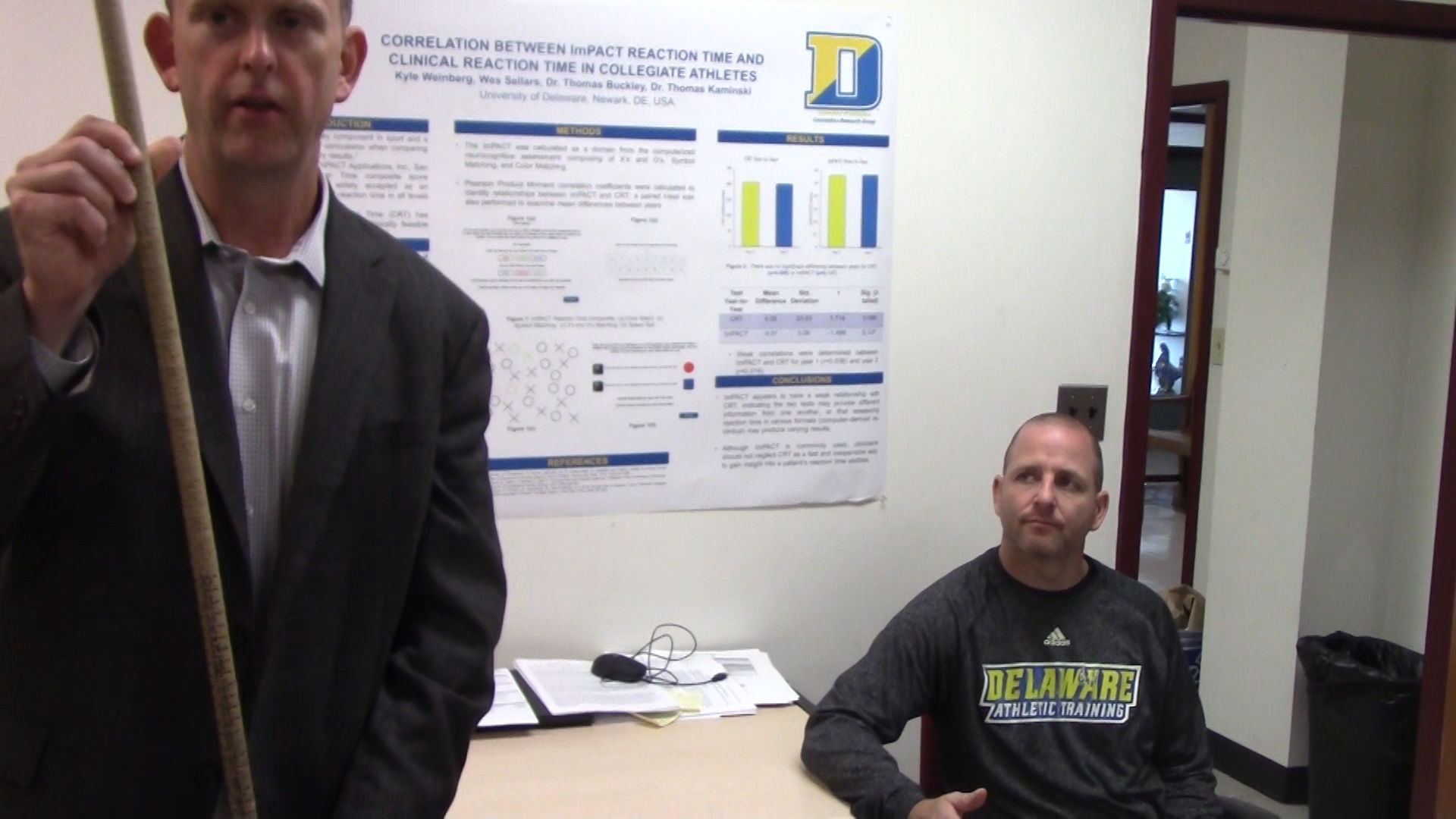 VIDEO   Concerned about concussion? Here's what to look for   WDEL