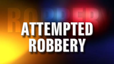 attempted robbery
