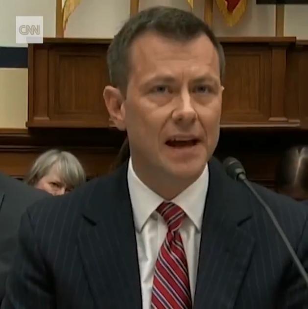 Peter Strzok fired from the FBI     wdel.com