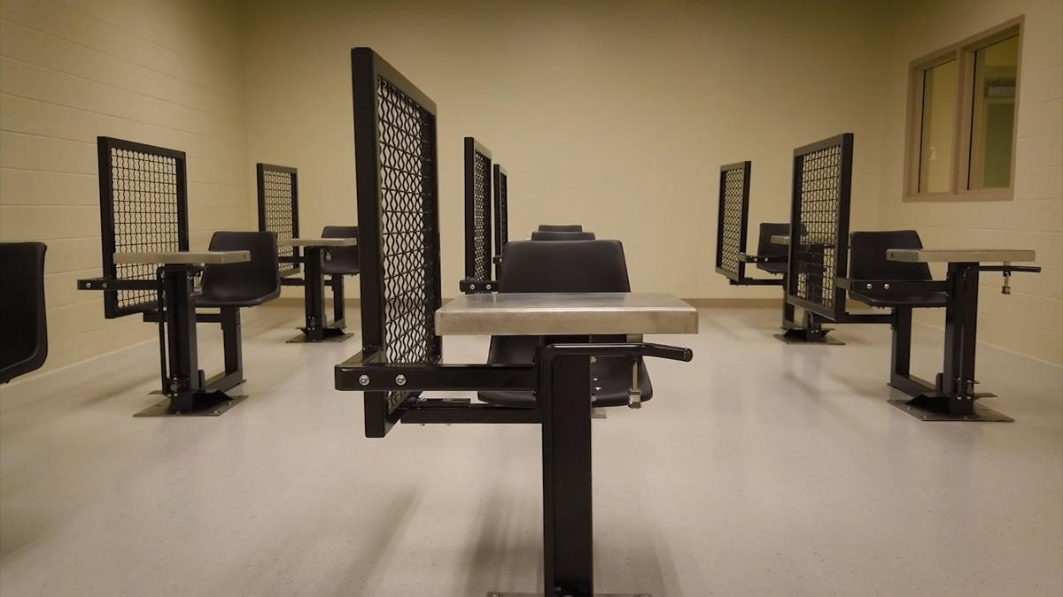 Vaughn Prison maximum security unit features new space for education programs