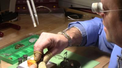 Changing lives, minute by minute: Veterans Watchmaker Initiative plans to expand