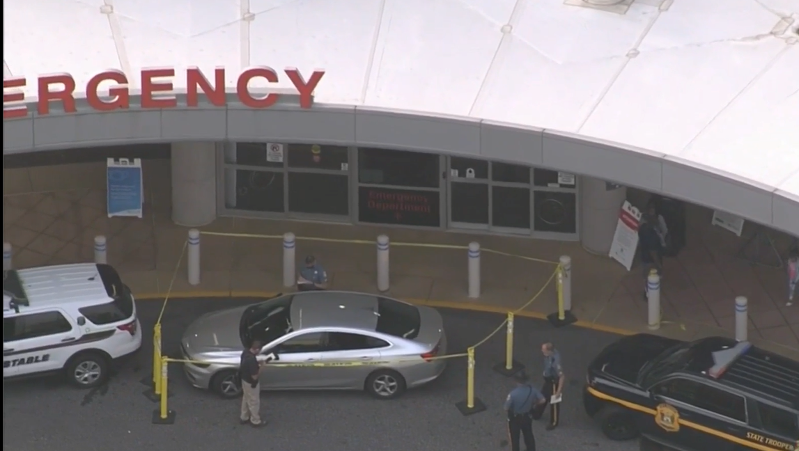 WLM Hospital after shooting at Concord Mall 091821