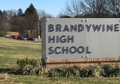 Brandywine HS fight 021920