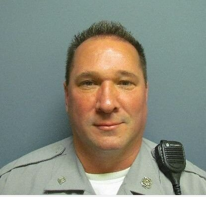 Delmar Police Cpl. Keith Heacook