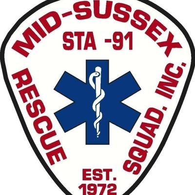Mid-Sussex Rescue Squad logo