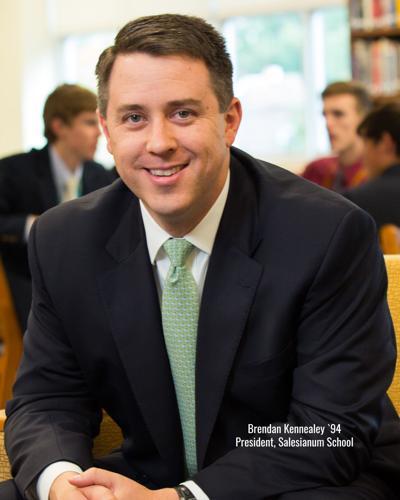 Brendan Kennealey