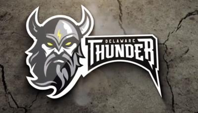 Delaware Thunder Logo