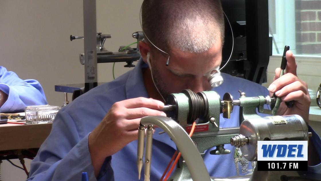 VIDEO | Veterans Watchmaker Initiative receives $130K donation of rare watch equipment