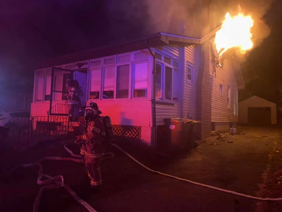 Colonial Heights fire 2