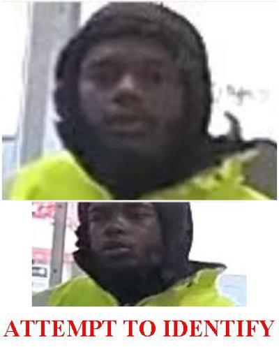Claymont robbery suspect